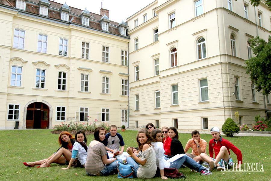 Tabara vara limba germana in Viena pentru adolescenti