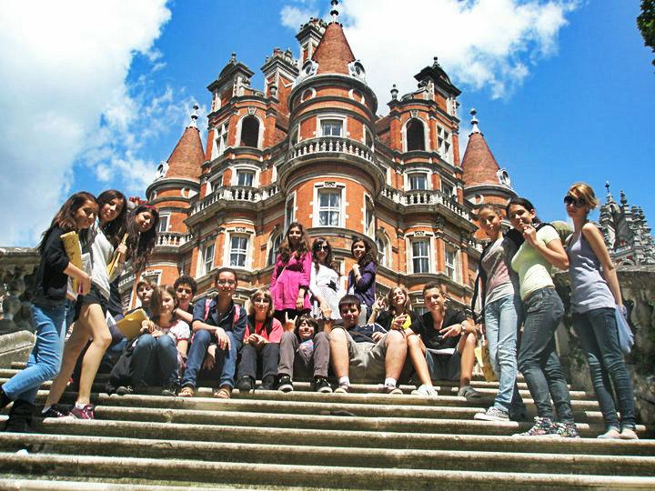 Tabara limba engleza Anglia – Royal Holloway, University of London