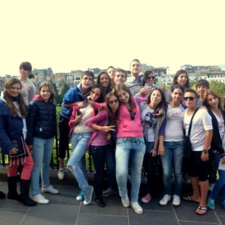Tabara limba engleza Edinburgh – Heriot Watt University