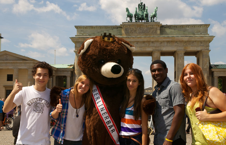 Tabara de limba germana in Berlin – cursuri intensive