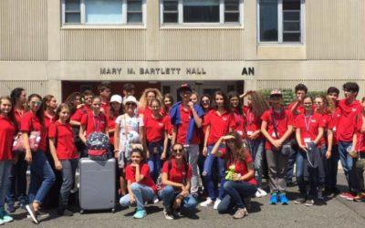 Tabara internationala de grup limba engleza New York – Kean University