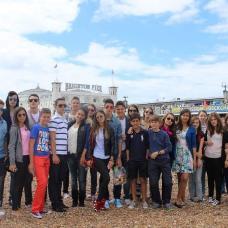Tabara limba engleza Brighton – Universitatea Sussex