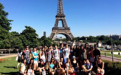 Tabara limba franceza Paris – Saint Nicolas