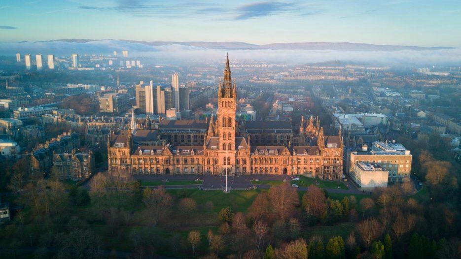 Tabara limba engleza Glasgow – City of Glasgow College