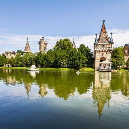 Tabără vara limba germana in Viena