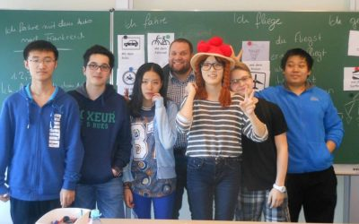 Tabara grup limba germana intensiv – Bad Schussenried