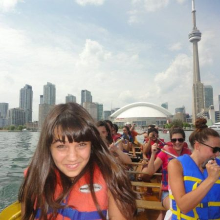 Tabara internationala limba engleza in Canada -Toronto, Ryerson University