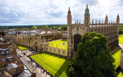 Tabara internationala limba engleza Oxford & Cambridge