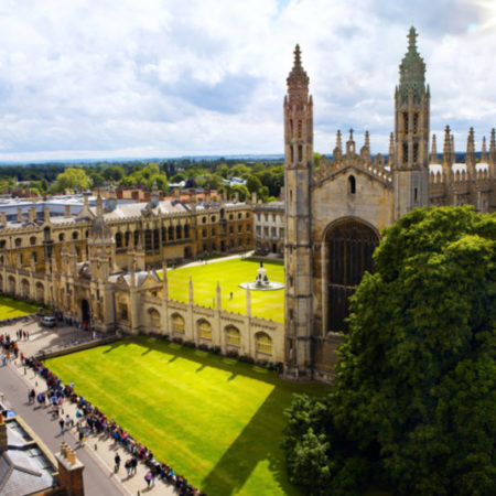 Tabara internationala limba engleza Oxford & Cambridge