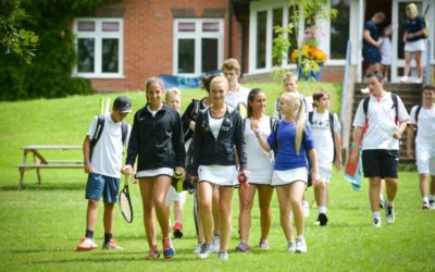 Tabara internationala engleza si tenis – Lancing College