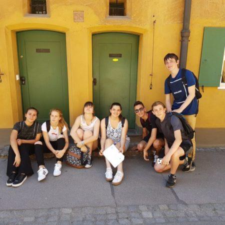 Cursuri de limbă germană pentru adolescenți în Augsburg – cazare la familii gazdă
