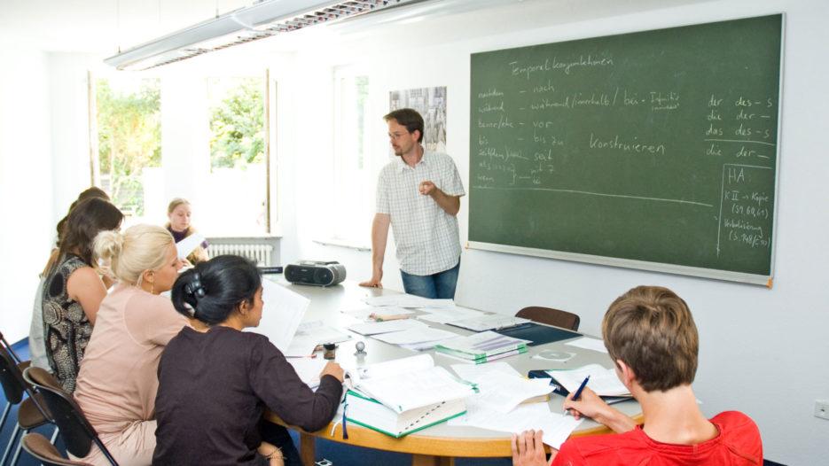 Cursuri intensive de limbă germană in Konstanz