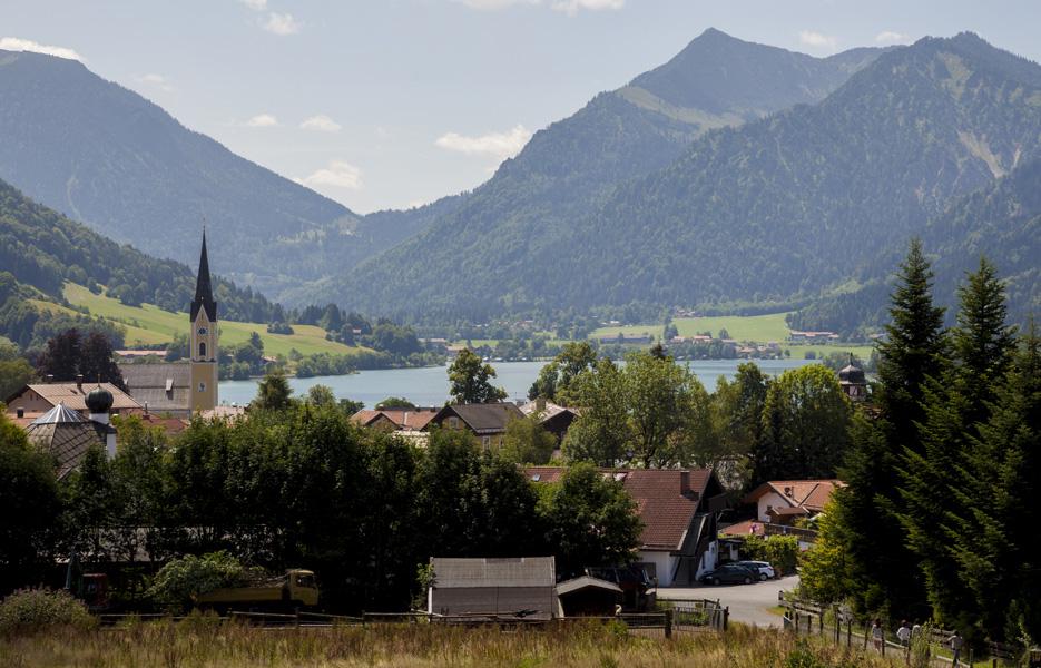 Tabara internationala limba germana intensiv la Schliersee, langa Munchen