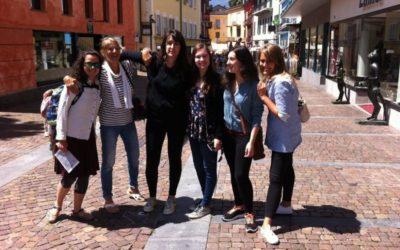 Tabara internationala de vara limba italiana Ascona