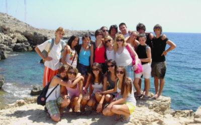 Tabără internațională limba engleză în Cipru, Ayia Napa