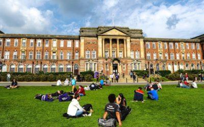 Tabara engleza Leeds Beckett University – tabara internationala 2019