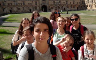 Tabara internationala de grup limba engleza – Bournemouth University