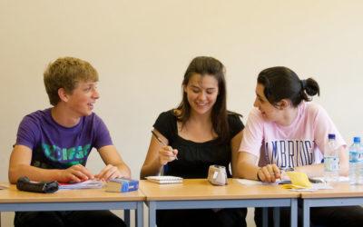 Tabara internationala Cambridge – cursuri intensive de engleza