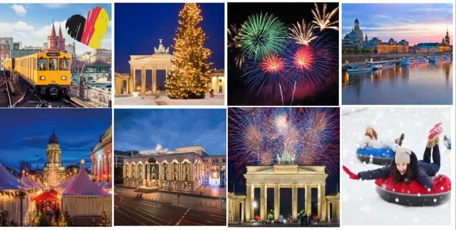 Tabara internationala de iarna limba germana Berlin