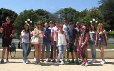 Tabara internationala Los Angeles – intrare Disneyland sau Universal Studios