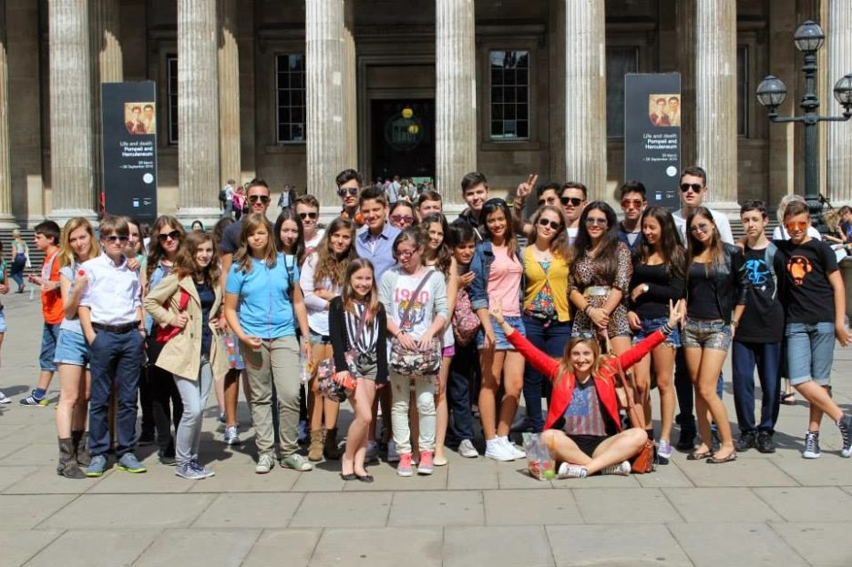 Tabara engleza Londra – Brunel University