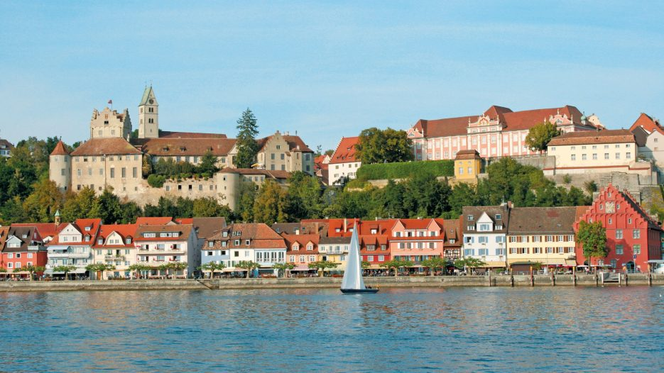 Tabara internationala limba germana intensiv – Meersburg, pe malul lacului Constance
