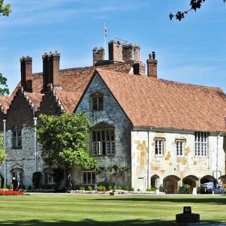 Tabara internationala tenis si limba engleza – Bisham Abbey