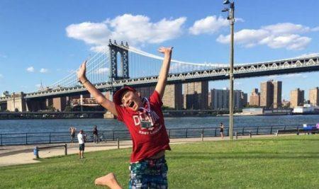Cauti o tabara internationala de limba engleza la New York?