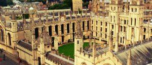 tabara internationala in Anglia, la Oxford