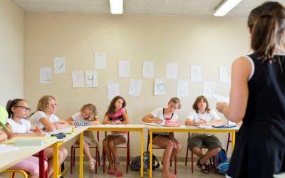 Tabara internationala limba engleza – Antibes, Coasta de Azur