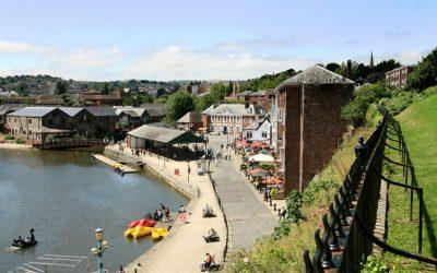 Tabara internationala limba engleza – Universitatea Exeter, Devon
