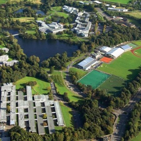 Tabara engleza Scotia – University of Stirling