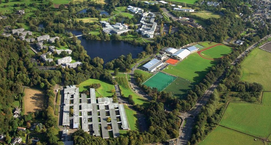 Tabara engleza Scotia – University of Stirling