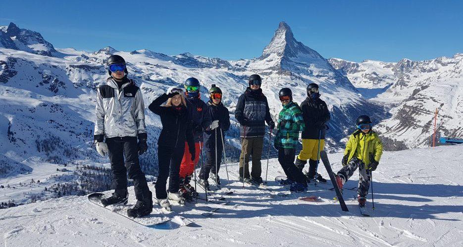 Tabara internationala de iarna – cursuri engleza sau franceza