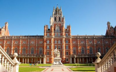 Tabara limba engleza Anglia – Royal Holloway, University of London