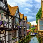 Tabara limba engleza Canterbury, Kent University