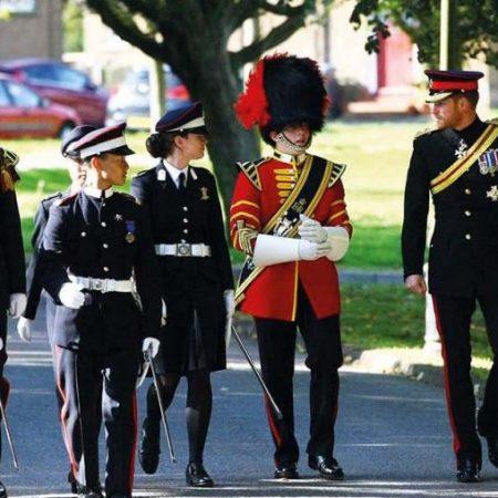 Tabara internationala limba engleza – The Duke of York's Royal Military School