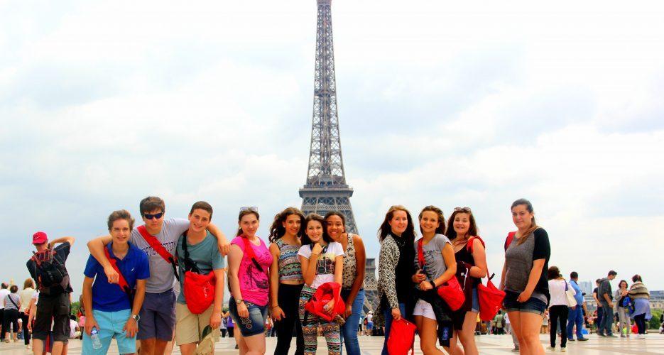 Tabara internationala limba franceza Paris – Saint Nicolas