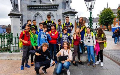 Tabara de limba engleza in Irlanda – Cork University College