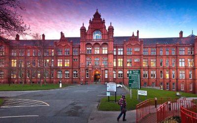 Tabara de limba engleza in Manchester, University of Salford, Anglia