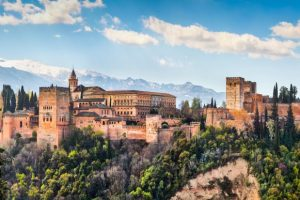 tabara vara in sudul spaniei