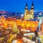 Tabara internationala iarna Praga + vizite Viena, Spindleruv Mlyn,  Kutna Hora, Dresden